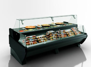 Symphony luxe MG 120 sushi/pizza combi L M